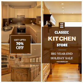 Classic Kitchen Store - Social Media Post