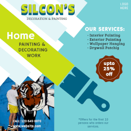 Silcon Painting - Instagram Ad