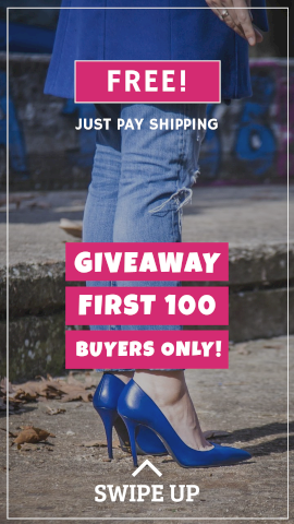 Slipper -  Giveaways & Discount Coupons