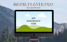 Online Editable Media Player Pro Mac App Screenshot