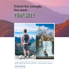 Travel Quotes - Instagram Post