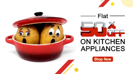Online Editable Potato Exciting Kitchen Application Offer GIF Post