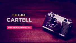 Online Editable Cartell Creative Photography GIF Post