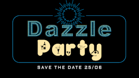 Online Editable Dazzle Party Event Teaser GIF Post
