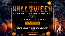 Online Editable Halloween Contest at Ghost Club GIF Post