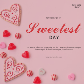 Sweetest Day- Instagram Post