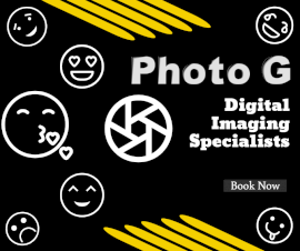 Online Editable Digital Photography Facebook Post