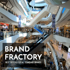Online Editable Brand Factory Offers with Moving Effect Cinemagraph
