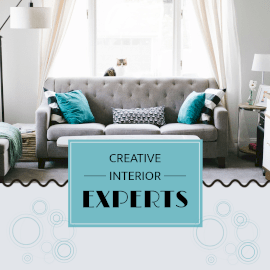Online Editable Creative Interior Experts Animated Design