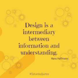 Online Editable Yellow Hans Hofmann Quotes Animated Design