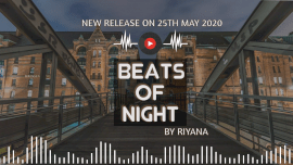 Online Editable Beats of Night Music Audiogram