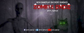 Online Editable Zombie Endz on Every Sunday Twitch Banner