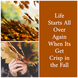 Online Editable Quotes on Autumn Fall 2 Grid Photo Collage