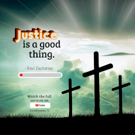 Online Editable Justice is a Good Thing Sermon Snippet Maker