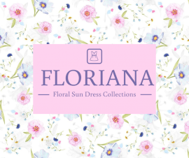 Online Editable Floriana Dress Collection Facebook Post