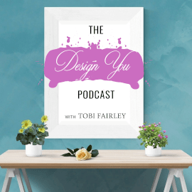 Online Editable Design You Podcast Square GIF Post 1:1