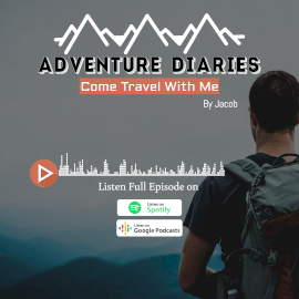 Online Editable Adventure Podcast Square 1:1