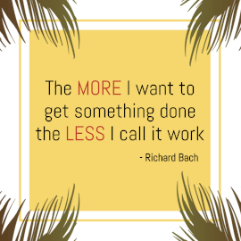 Online Editable Work Motivation Quotes by Richard Bach Instagram Post