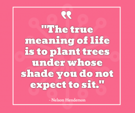 Online Editable Quotes on Life By Nelson Henderson Facebook Post