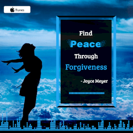 Online Editable Gospel on Peace Through Forgiveness Sermon Snippet Maker