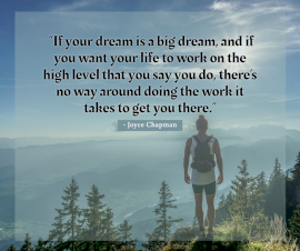 Online Editable Dream Big Quotes By Joyce Chapman Facebook Post