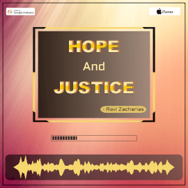Online Editable Hope and Justice Sermon Snippet