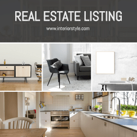 Real Estate Listing - Instagram Post