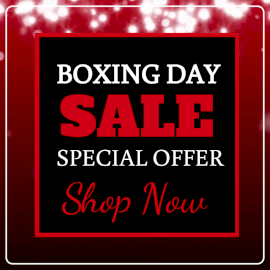 Online Editable Boxing Day Sale Special Offer Animated Design