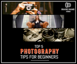 Online Editable Photography Tips for Beginners 3 Grid Photo Collage
