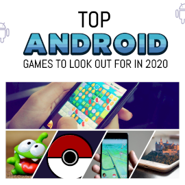 Online Editable Top Android Games 5 Grid Photo Collage