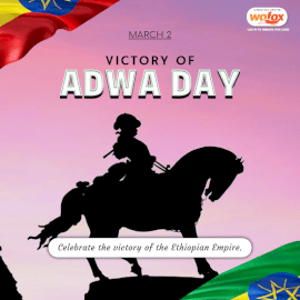Online Editable Victory Of Adwa Day March 2 Social Media Post