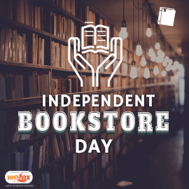 Online Editable Independent Bookstore Day Instagram Post