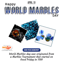 Online Editable World Marbles Day Instagram Post