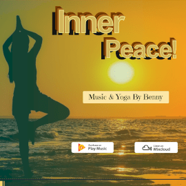 Online Editable Early Morning Yoga for Inner Peace Music to Video