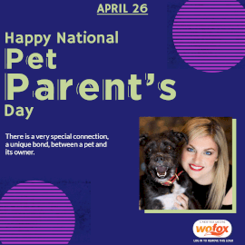 Online Editable National Pet Parents Day Instagram Post