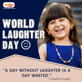 Online Editable World Laughter Day Instagram Post