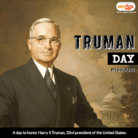 Online Editable Truman Day in the United States Instagram Post