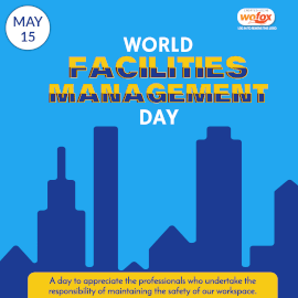 Online Editable World Facilities Management Day May 15 Instagram Post