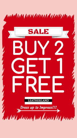 Online Editable Leatherland Offer for Sale GIF Post