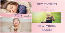 Online Editable Buy Newborn Baby Clothes Three Shape Photo Collage
