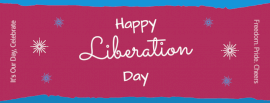 Liberation day - Facebook Cover