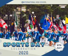 Sports Day - Facebook Post