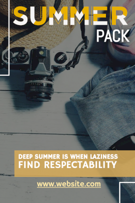 SUMMER PACK - Blog Graphics