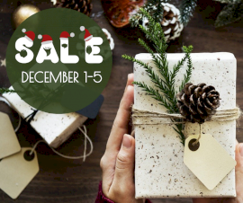 Christmas Sale - Facebook Post