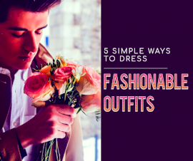 Online Editable Classic Fashion Guide Facebook Post