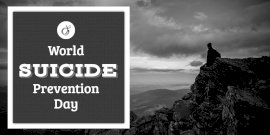 Online Editable Suicide Prevention Day Twitter Post