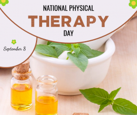 Online Editable World Physical Therapy Day September 8 Facebook Post