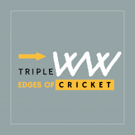 Edge Of Cricket - Podcast Artwork