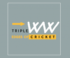 Online Editable Cricket Podcasts Artwork Facebook Post