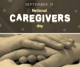 Online Editable National Caregivers Day September 15 Facebook Post